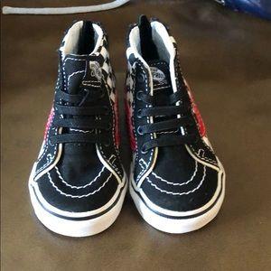 New vans baby sneakers